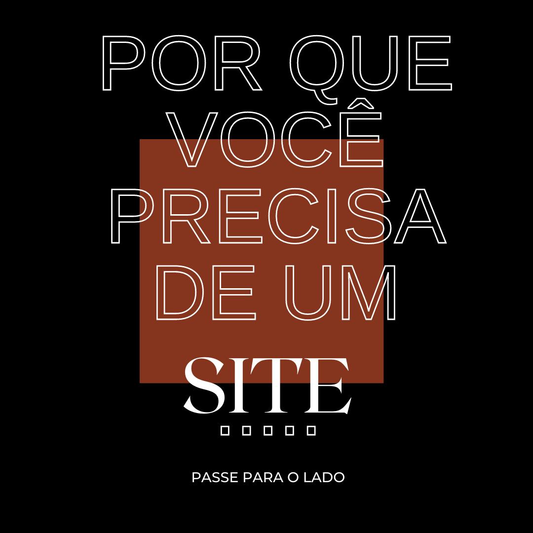 Read more about the article Por que ter um site?